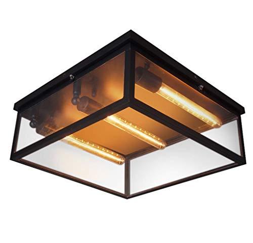 Lámparas de techo, estilo americano retro pasillo balcón dormitorio eólica industrial creativo...