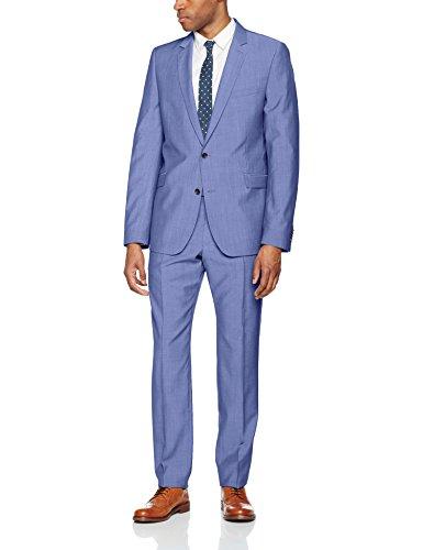 Strellson Premium Herren Anzug 11 Allen-Mercer 1000 Blau (Blau 460)