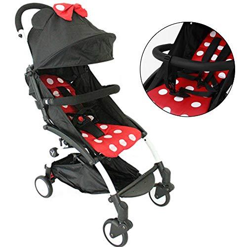 Baby Stroller Armrest For Yoya/Yoyo/Yuyu/Vovo/Babysing/Hiwide/CH BABY/John Hancock Ayuyu/theo Lnes/vinng/Kiddopotamus/Spirit Kids Strollers.