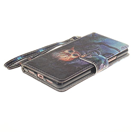 Cover Huawei P9 Lite 2016, Custodia Huawei P9 Lite 2016, Sunroyal [RFID Blocco Portafoglio] Bling Diamante Custodia 100% da del Raccoglitore Manofatto Basamento per Carta di Credito Copertura protetti Cinturino 11