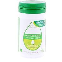 Phytosun - Comprimés Neutres Pour L'Absorption Des Huiles Essentielles - Boîte De 45 Comprimés