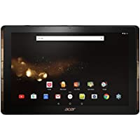 "Acer Iconia Tab 10 - Tablet de 10.1"" (Wifi, Cortex-A53 MT8163 Quad-Core, 2 GB de RAM, 32 GB eMMC, SD / SDXC hasta 128 BG, Bluetooth, Android), negro"