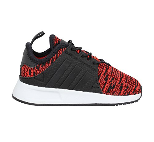 Adidas - SCARPE INFANT ADIDAS X_PLR C EL I NERE-ROSSE P/E 2017 BB2634 - 305239 Nero