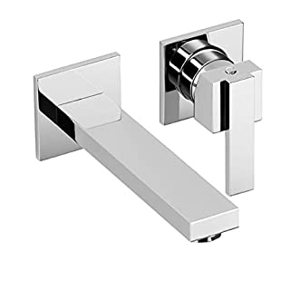 Avenarius 730 Line Basin Mono Mixer Tap Wall Mounted Chrome Projection 185 mm