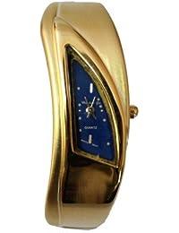Reloj analógico de señora Cadena Dorada- Christian Gar - Miyota