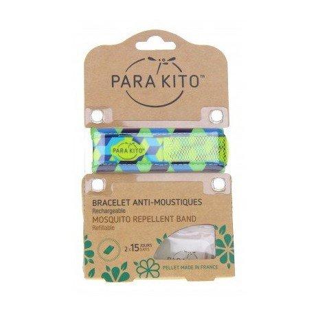 Para'Kito Bracelet Anti-Moustiques Cube