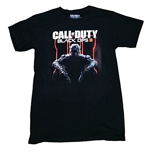 ps 3 Character Logo Adult T-Shirt X-Large (Call Of Duty Kostüm)
