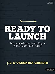 Ready to Launch - Bible Study Book by J. D. Greear (2014-07-01)