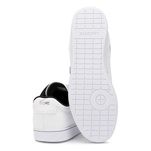 Lacoste Carnaby Evo Sneaker Uomo Bianco