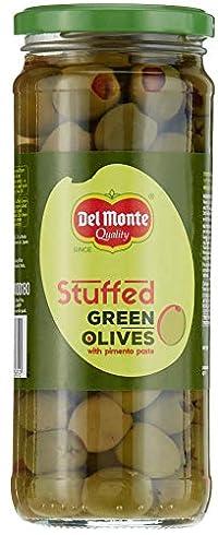 Delmonte Green Stufd Wt Pimiento, 450g