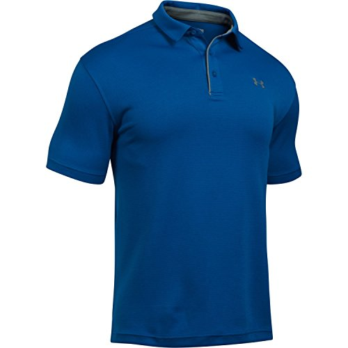 Under Armour 1290140 T-Shirt Homme, Royal, FR : L (Taille Fabricant : L)