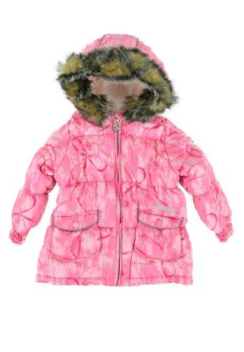 Pampolina Baby - Mädchen Jacke 6373109, Gr. 80, Mehrfarbig (0003) (Pampolina Baby-mädchen)
