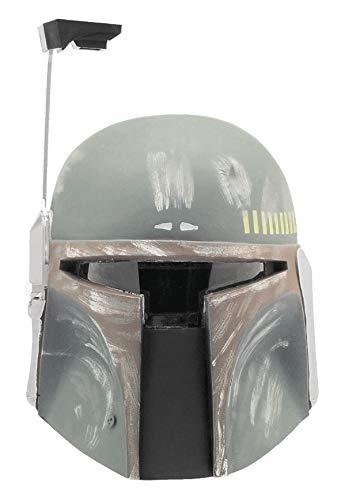 Unbekannt Z383261 Star Wars Maske Boba Fett, Mehrfarbig