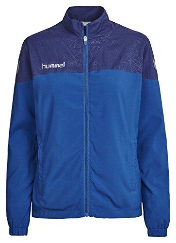 Hummel Damen Jacke Sirius Micro Jacket Wo True Blue/Patriot Blue