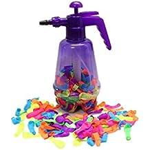 Botella Inflador de globos con globos
