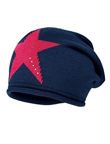 maximo Girl's Beanie Mit Stern Hat