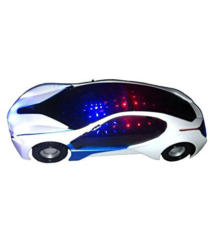 Blossom Modern Car (High Speed) with Remote Control, 3D Lights,...