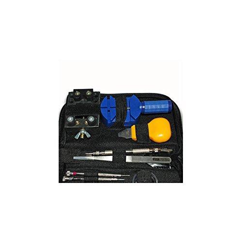 Uhrmacher-Werkzeug-Set, professionell, 30-teilig, inklusive Nylon-Tasche