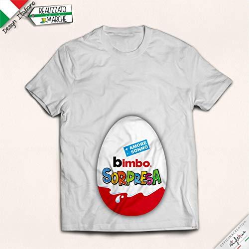 T shirt donna incinta
