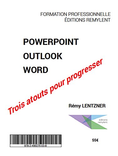 Powerpoint - Outlook - Word