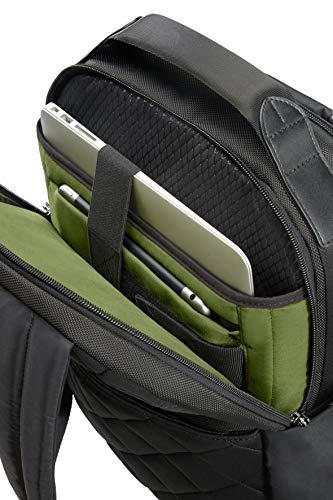 """SAMSONITE Openroad 19.5 Ltrs Jet Black Laptop Backpack (SAM OPENROAD LPBP 15.6"""" Jet BLK) Image 4"""