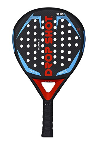 DROP SHOT Padel Wizard 2.0 Raquette Mixte Adulte, Multicolore