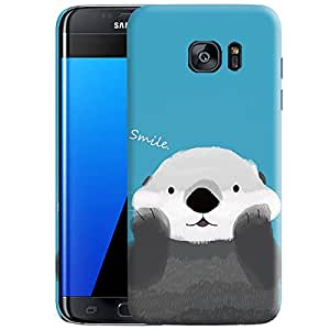 Theskinmantra Smile Back cover for Samsung Galaxy S7