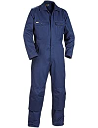 Blaklader Work Overalls Coveralls With Kneepad Pockets (Cotton) - 6151 1100