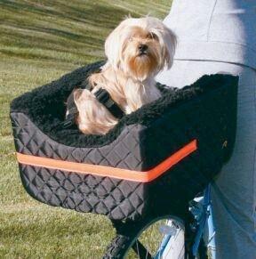 Snoozer Pet Rider - Asiento Trasero para...