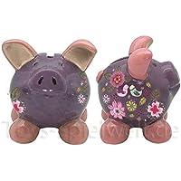 Swiggie Sparschwein Glücksschweinchen Turteltaube Spardose 8,5 cm 13 cm 15,5 cm: Größe: 08,5 cm preisvergleich bei kinderzimmerdekopreise.eu