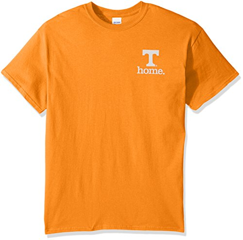 ennessee NCAA State of Mind Short Sleeve, Unisex, Tennessee State of Mind, Tennessee Orange ()