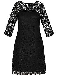44881c70223 Suchergebnis auf Amazon.de für  wickeloptik - 48   Kleider   Damen ...