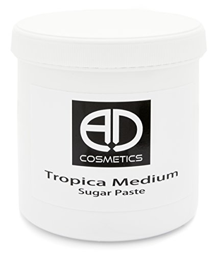 Zuckerpaste Sugaring Haarentfernungspaste Tropica Medium 1000g