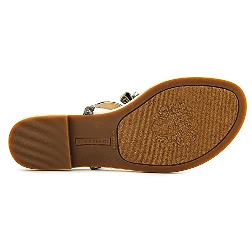 Vince Camuto Mertella2 Damen Stoff Sandale Natural