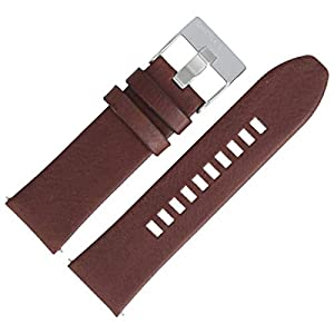 Diesel Uhrenarmband 26mm Leder Braun – DZ-4290