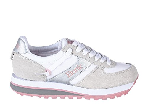 ETONIC KM Scarpe Donna ET813251 44 Sneakers Running Eclipse Primavera Estate 2018 Bianco 40