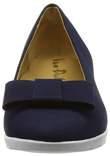 Van Dal Sapphire, Escarpins femme Bleu (Midnight)