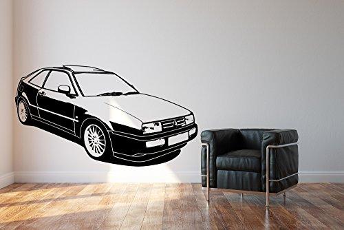 Preisvergleich Produktbild Wandtattoo VW Corrado Größe M