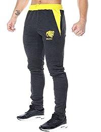 SMILODOX Slim Fit Jogginghose Herren | Trainingshose für Sport Fitness Gym Training & Freizeit | Sporthose - Jogger Pants - Sweatpants Hosen - Freizeithose Lang