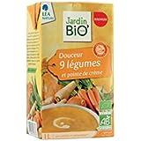 Crema Ecológica 9 Verduras JardinBio (1L)