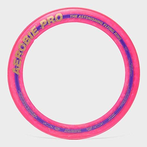 MTS Sportartikel A13 AEROBIE PRO Wurfring Frisbee sortiert Super groß Ø 33 cm