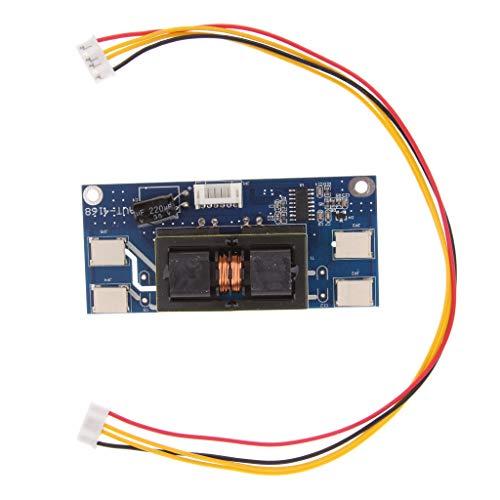 Homyl 1 Stück Universal Laptop LCD Inverter 4 CCFL Lampen Hintergrundbeleuchtung 10-30V für 15-24 '' Bildschirm (Lcd Bildschirm Inverter)