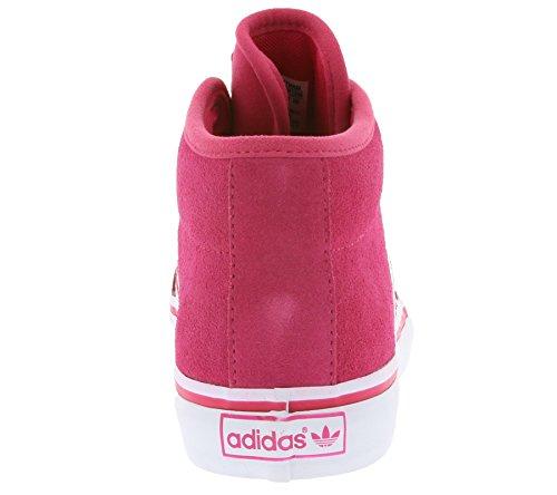 adidas Damen Adria Mid W High-Top Rosa