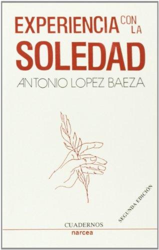 Experiencia con la soledad : páginas de vida y oración