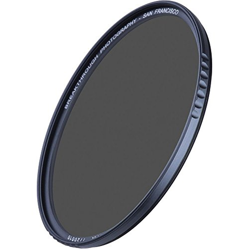 72mm X2 ND 3-stop, MRC8, Nanotec, Ultra-slim, Weather-sealed, 25 Year Support, Lens Cloth Included!