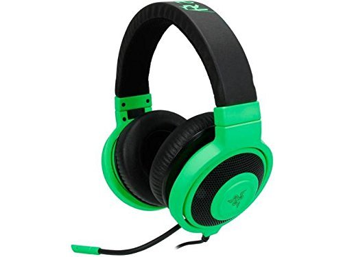 Razer Kraken Pro Over Ear PC Gaming and Music Headset - Neon Green  available at amazon for Rs.33707