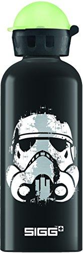 #Sigg Trinkflasche Star Wars Rebel, Bunt/Schwarz/Weiß, 0.6 Liter, 8486.9#