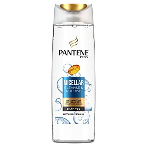 Pantene Pro Shampoo mit Mizellenwasser, 400ml