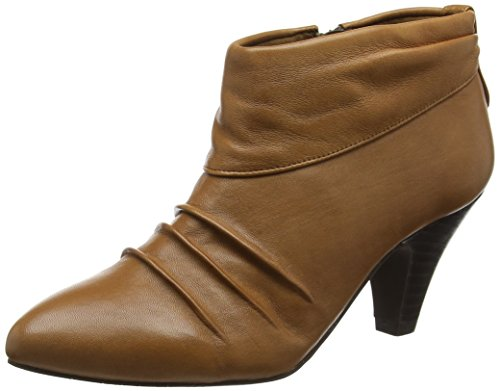 Lotus Women's Hickory Ankle Boots, Brown (Tan Leather), 7 UK 41 EU