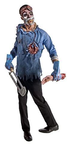 Puppet Costume Homme - Zombie Dr.'s Jacket Costume